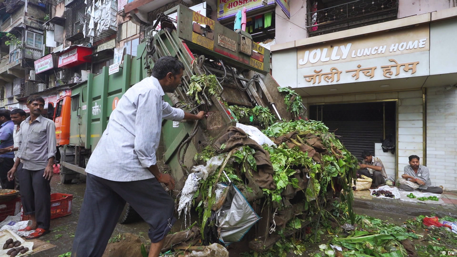 Mumbai - the fight against waste