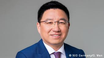 Hui ZHANG, Vize-Präsident des Automobilherstellers NIO