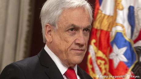 Sebastián Piñera, en una imagen de archivo.
