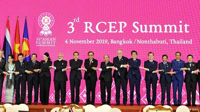 RCEP summit in Bangkok