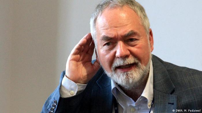 Markus Meckel beim Forum 2000 in Prag