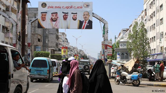 Jemen Aden | Tag der Unterzeichnung eines Abkommens in Saudi-Arabien - Beendigung der Kämpfe