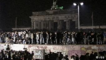Το βράδυ της 9ης Νοεμβρίου που έπεσε το Τείχος