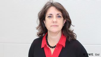 La académica Claudia Zilla, responsable de Latinoamérica en el Instituto alemán de investigación sobre asuntos internacionales y de seguridad (SWP).