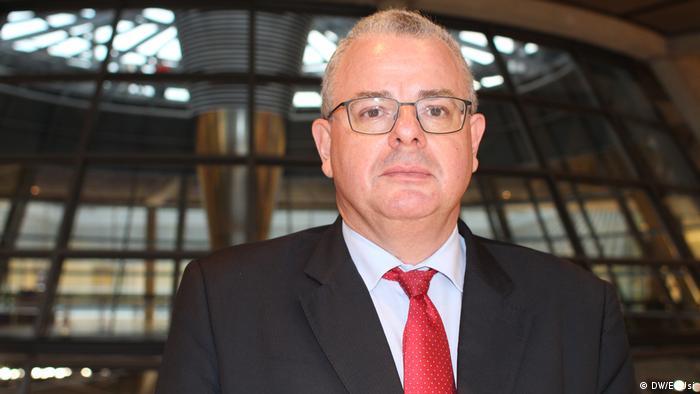 Deutschland Bundestag Berlin | Kongress Deutschland, die EU und Lateinamerika | Andreas Nick (DW/E. Usi)
