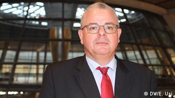 Andreas Nick, relator para América Latina de la fracción CDU/CSU.