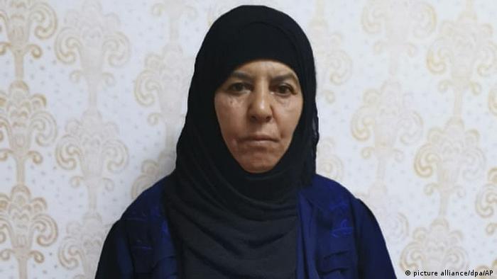 Al Bagdadijeva sestra Rasmija