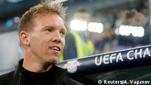 Fussball Champions League Gruppe G l Zenit St. Petersburg vs RB Leipzig l Nagelsmann