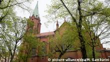 Deutschland Berlin | Gethsemanekirche, Symbol der friedlichen Proteste in der DDR