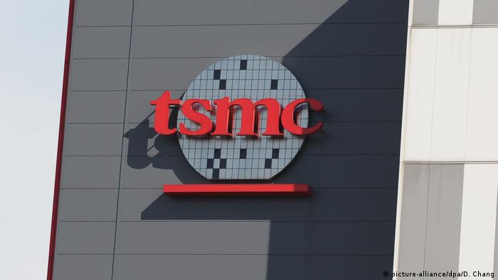 Taiwan Semiconductor Manufacturing Co Ltd (TSMC) (picture-alliance/dpa/D. Chang)