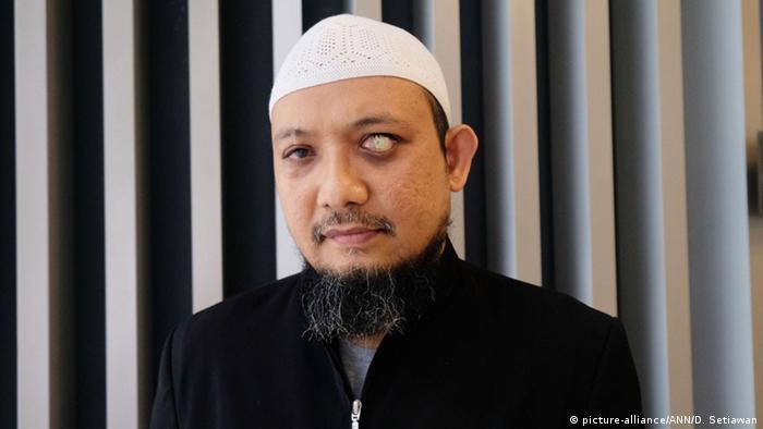 Penyidik KPK Novel Baswedan