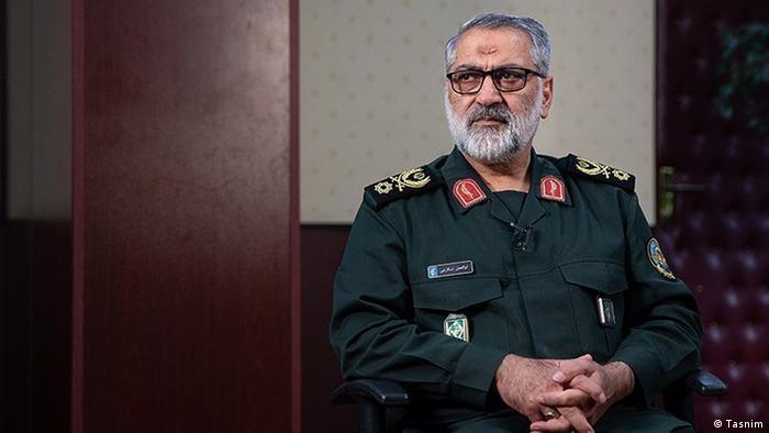 Sprecher der iranischen Streitkräfte, Abolfazl Shekarchi (Tasnim )