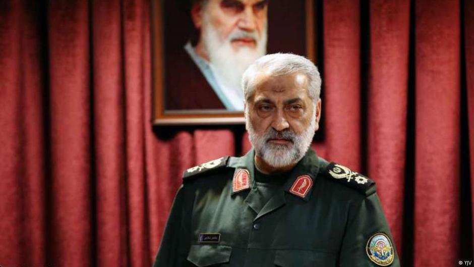 Sprecher der iranischen Streitkräfte, Abolfazl Shekarchi