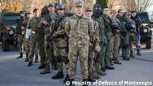 Montenegrinische Armee