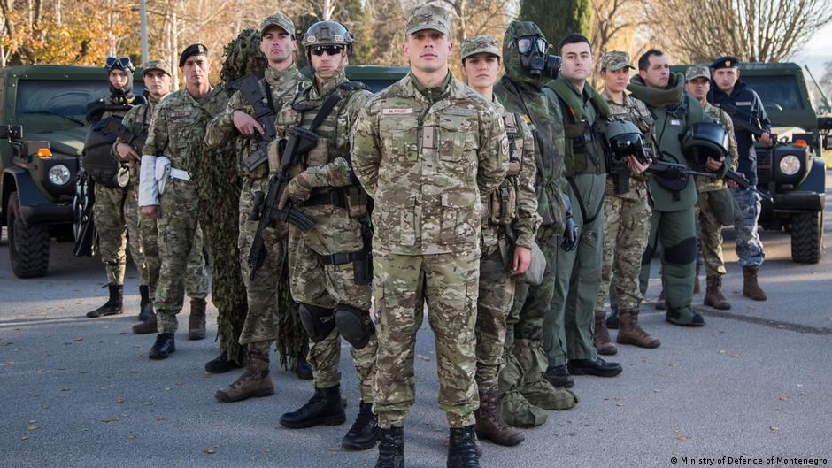 Armatimet e Malit të Zi