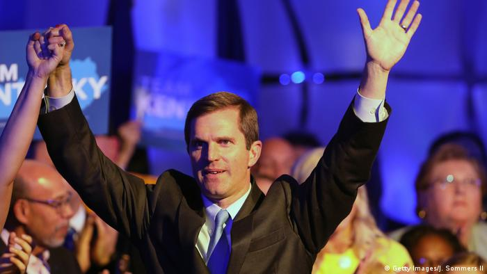 Andy Beshear (Getty Images/J. Sommers II)