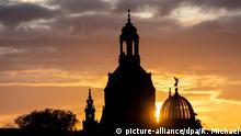 BdT- Sonnenuntergang in Dresden