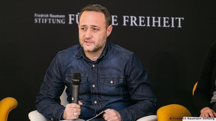 Korrespondent Georgi Angelov