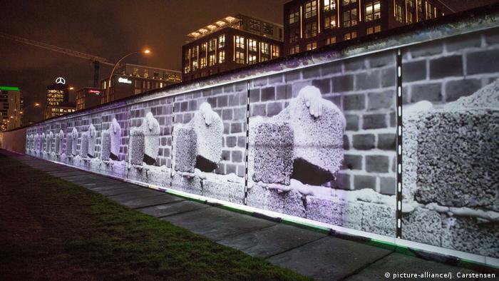30. Jahrestag Mauerfall