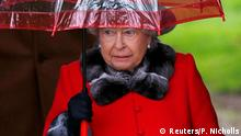 Großbritannien Royals l Queen Elisabeth