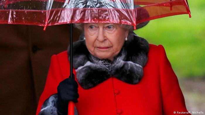 Großbritannien Royals l Queen Elisabeth (Reuters/P. Nicholls)