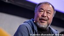 Deutschland Kultur l Buchvorstellung Ai Weiwei - Manifest ohne Grenzen in Berlin