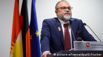 CDU üyesi Ali Ertan Toprak