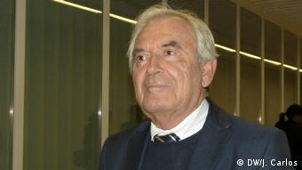 Onofre dos Santos, ehemaliger Richter am Verfassungsgericht von Angola