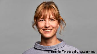 Lea Boecker, Leuphana University Lüneburg