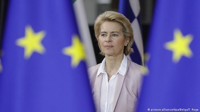 Ursula von der Leyen, European Commission president-elect