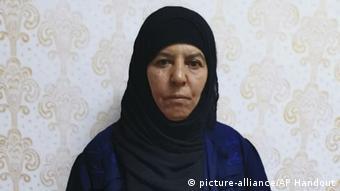 Сестра Абу Бакра аль-Багдади