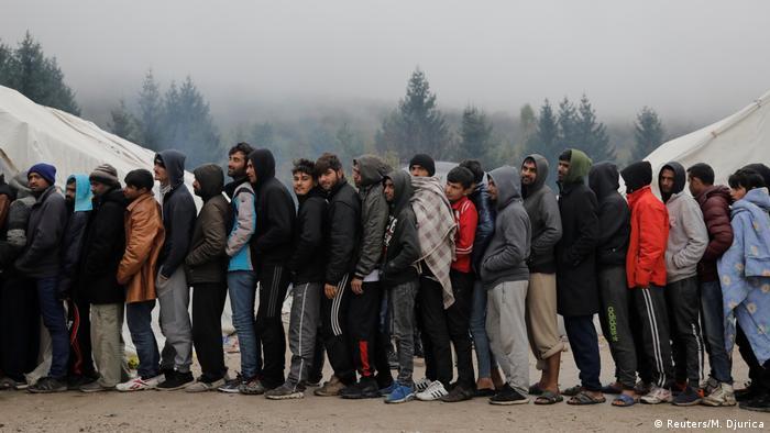 Flüchtlingslager Vucjak
