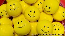 Deutschland Emotion Glück l Symbolbild - Smiley