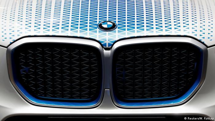 BMW i Hydrogen Next (Reuters/W. Rattay)
