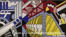 Ausstellung Der montierte Mensch (8. November 2019 - 15. März 2020) im Museum Folkwang | Roy Lichtenstein