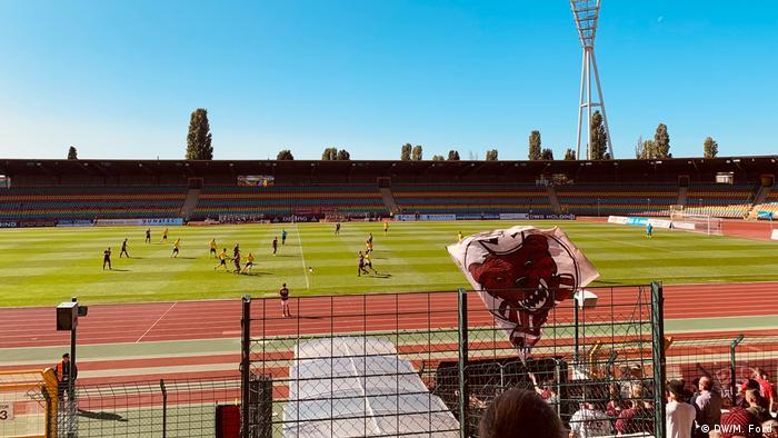 Deutschland Fussball Sport l BFC Dynamo