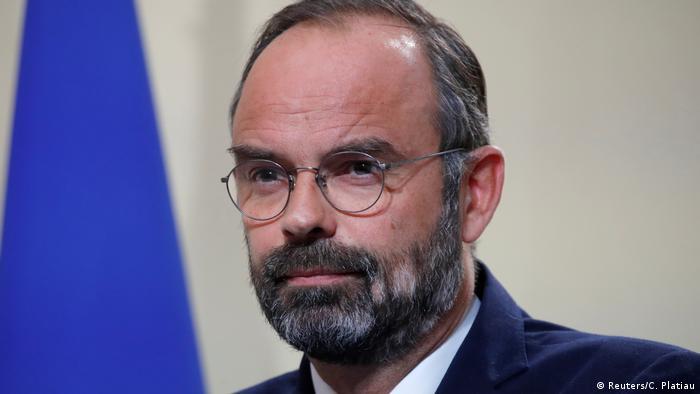 Paris Regierung zu Migranten-Programm