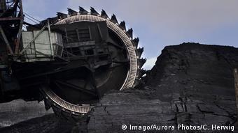 Добыча уголя в Экибастузе, Казахстан