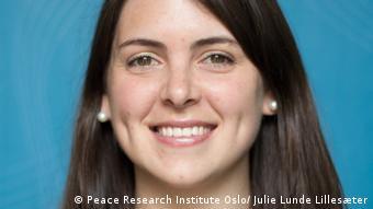 Dra. Belén González, analista política del Instituto GIGA de Hamburgo.