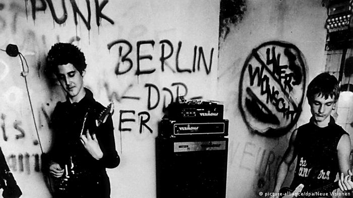 'You should be gassed': What it meant to be punk in East Germany