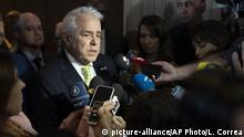 Brasilien Rio De Janeiro Roberto Castello Branco Präsident von Petrobras