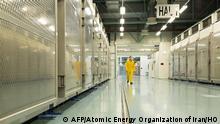 Iran Atomanlage Fordo