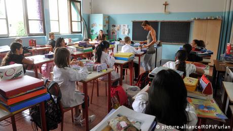 Ιταλία: Υποχρεωτικός εμβολιασμός εκπαιδευτικών;