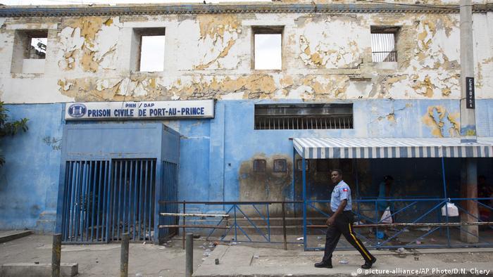 Haiti Gefängnis