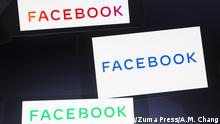 Facebook - Neues Logo