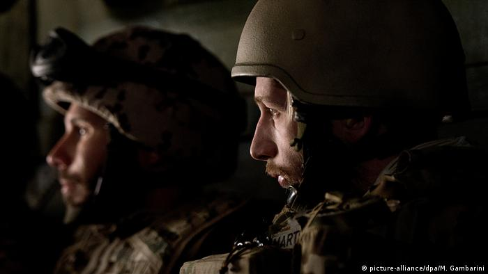 German soldiers in Afghanistan