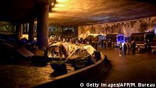 Frankreich Polizei räumt illegales Flüchlingscamp in Pariser Vorort
