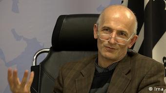 Iran Soziologe Maghsood Farasatkhah