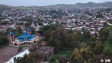 Bild: Dürre in der Wagram-Zone in der Amhara-Region_Äthiopien _07.11.2019 Autor: Alemenew Mekonne, DW. Schlagworte: Ethiopia, Addis Ababa, Äthiopien, Addis Abeba, Bahar Dar