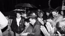 Eigendreh, Film von Mariya Milkova, DW Bulgarisch. Ivan Grigorov ist Hauptprotagonist im Film. Copyright: Ivan Grigorov Schlagwörter: Bulgarien, Wende, 1989, 10 November 1989, Sofia, Fotografen, Ivan Grigorov